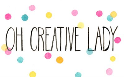 Oh Creative Lady: Meet Cristin from Artsplorers