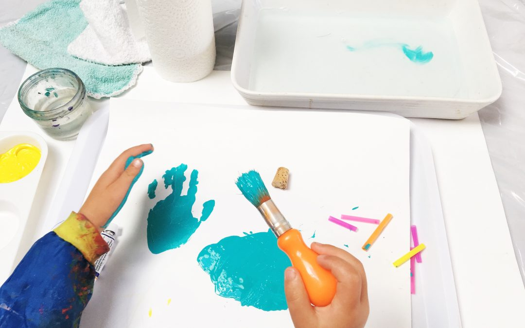 Time Savers for Art and Craft with Kids