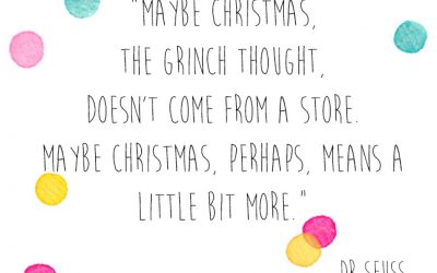 12 Days of Giving and Decluttering Advent