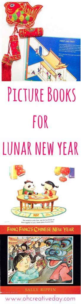 Chinese New Year picture books for kids