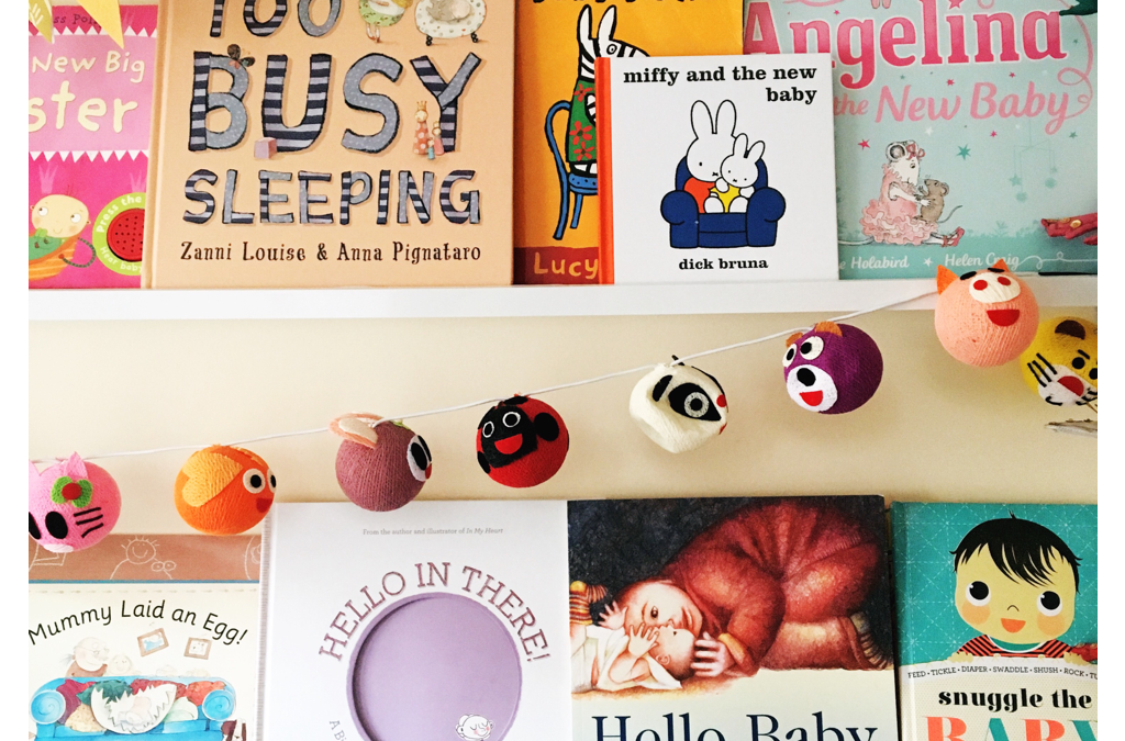 17 Picture Books to Prepare Your Child for a New Baby