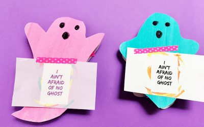 FREE PRINTABLES Halloween Candy Favours