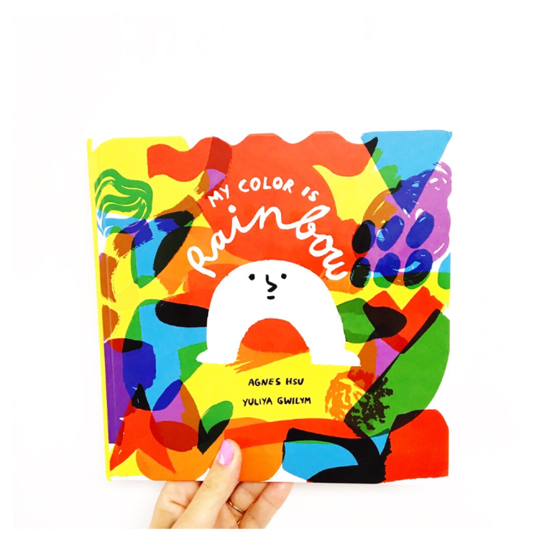 My Color is Rainbow is a lovely tale about not needing to be defined by any one single thing. An ode to diversity, acceptance and kindness. Befitting the title, the illustrations are a riot of colours.