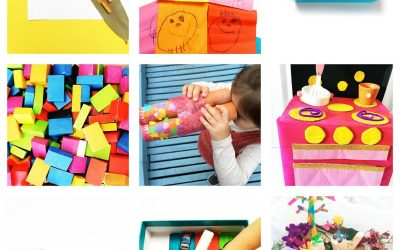 6 Ways to Encourage Imaginative Play + a Giveaway!