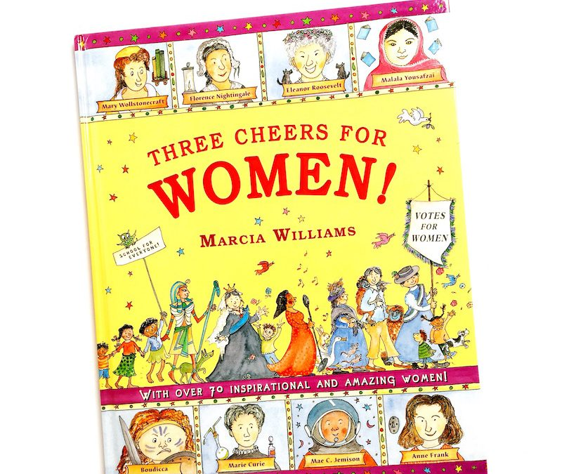 9 Picture Books Celebrating Women