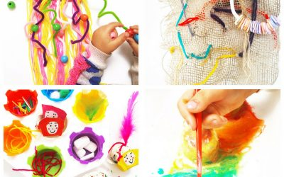 14 Fun and Playful Fine Motor Activities