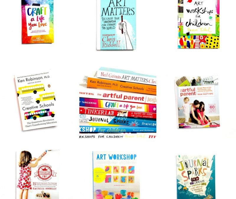 Must Read Books for Mums Who Value Creativity