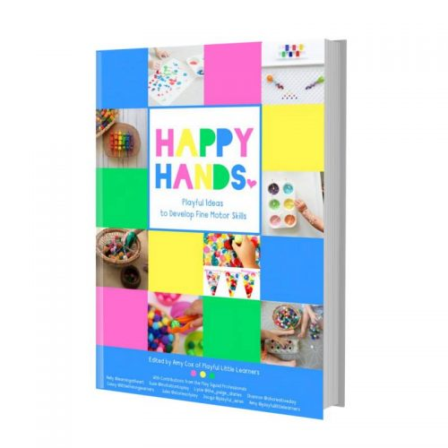 Happy Hands book