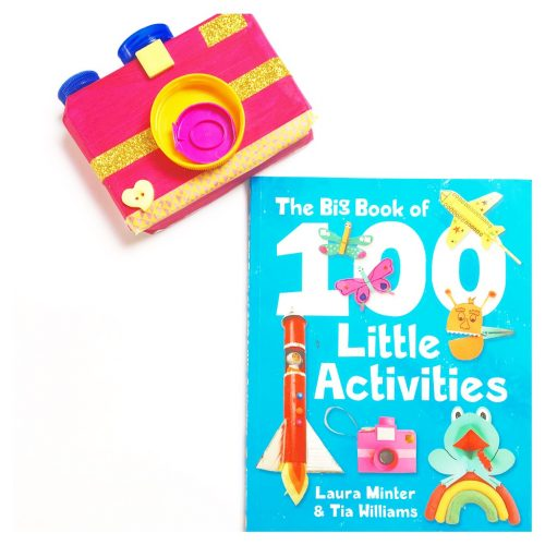 big book of 100 little activities