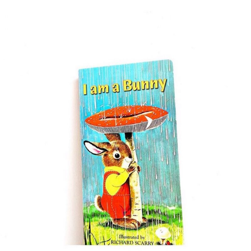 Cover of I am a Bunny by Richard Scarry
