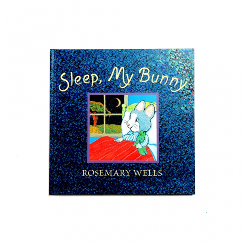 Cover of the picture book Sleep, My Bunny by Rosemary Wells