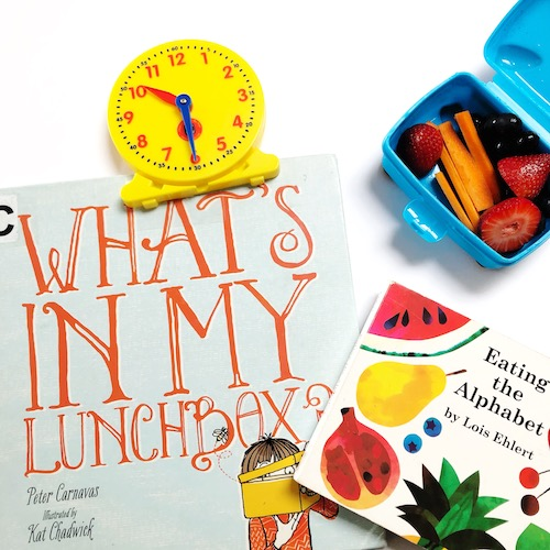 Starting School Tips: Lunch Boxes