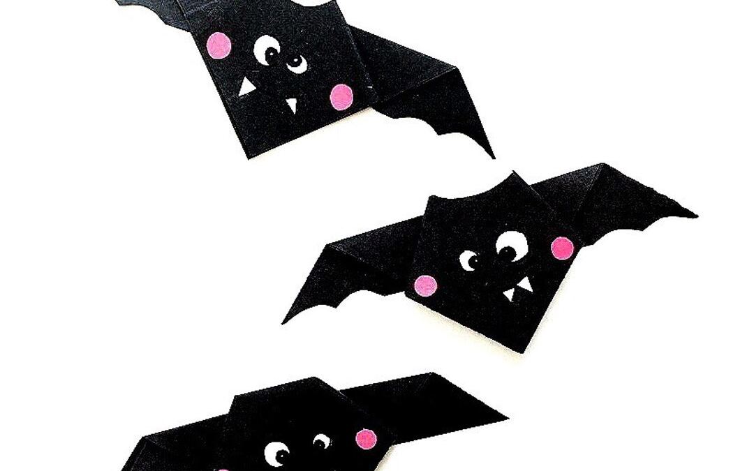 Halloween Paper Crafts: Guest Post from Red Ted Art