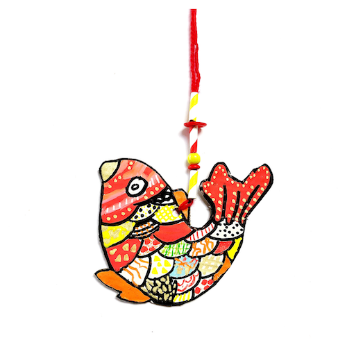 Simple Chinese New Year Craft for Kids