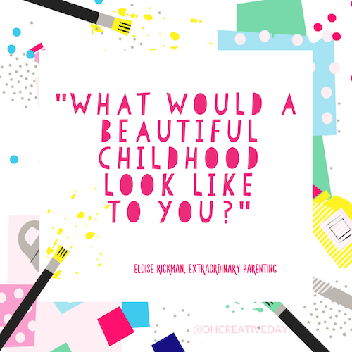 Extraordinary Parenting by Eloise Rickman: REVIEW